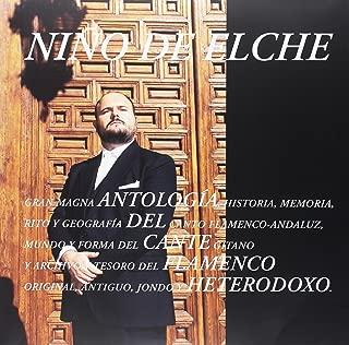 Antología del Cante Flamenco Heterodoxo - Reedición