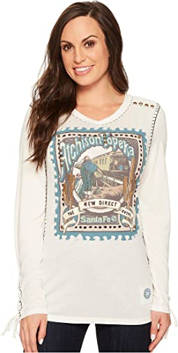 Double D Ranchwear - Atchison, Topeka Tee