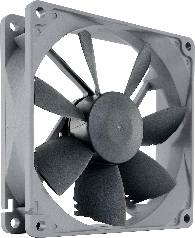 Noctua NF-B9 redux-1600 PWM, High Performance Cooling Fan, 4-Pin, 1600 RPM (92mm, Grey)