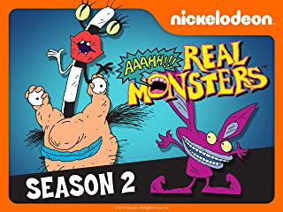 AAAHH!!! Real Monsters Season 2