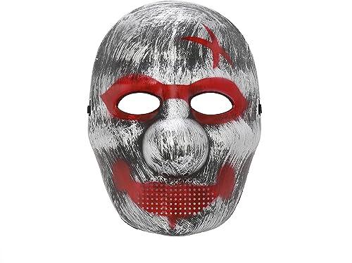 calidad fantástica Komonee Gran Nariz Sonrisa Sonrisa Sonrisa de plata Disfraz de Halloween Máscara (Pack of 25) (HM10)  Entrega directa y rápida de fábrica