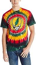 Liquid Blue Men's Grateful Dead-Rasta SYF T-Shirt
