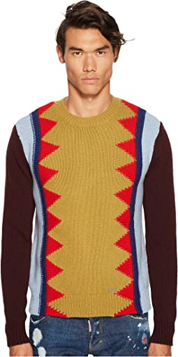 DSQUARED2 - Mountain Hiking Sweater