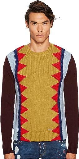 DSQUARED2 - Mountain Hiking Sweater