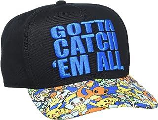 e1ffab30112ebb BIOWORLD 190371339196 Pokemon Gotta Catch 'Em All Snapback Hat Baseball Cap