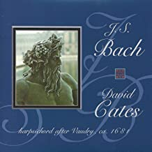 Bach: Music for Harpsichord