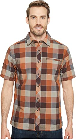 Smartwool - Everyday Exploration Retro Plaid Short Sleeve Shirt