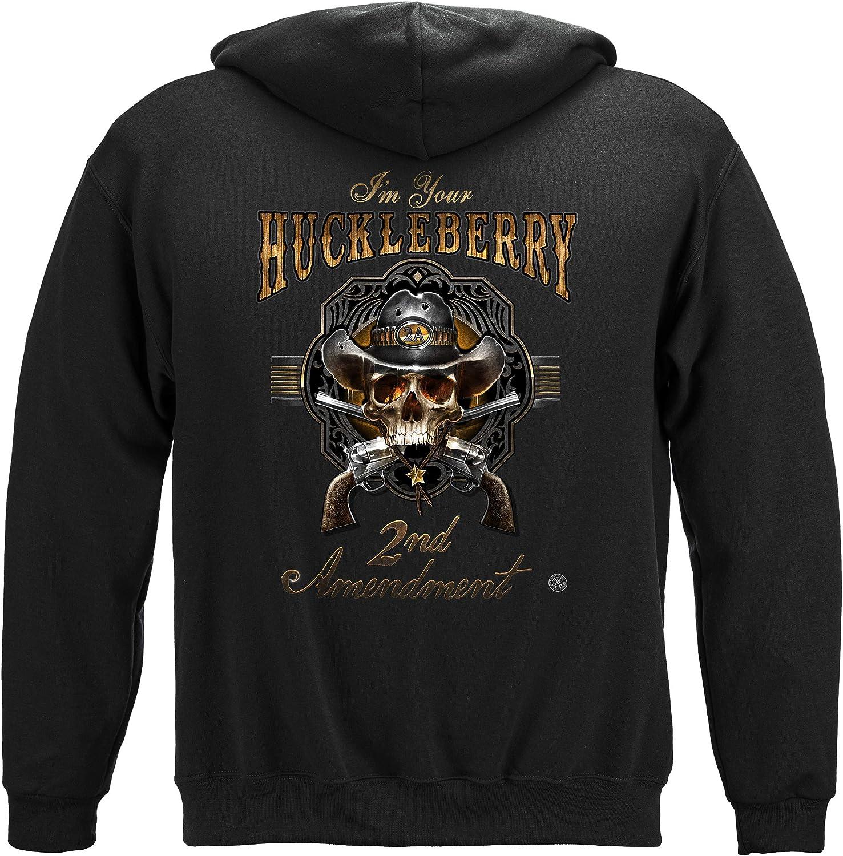 2nd ランキングTOP10 Amendment 期間限定の激安セール I Am Huckleberry T-Shirt Your RN2456