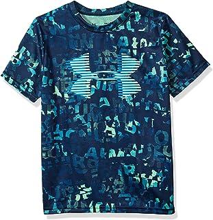 Under Armour Boys' Tech Big Logo Printed T-Shirt