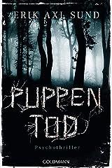 Puppentod: Die Kronoberg-Reihe 2 - Psychothriller Kindle Ausgabe