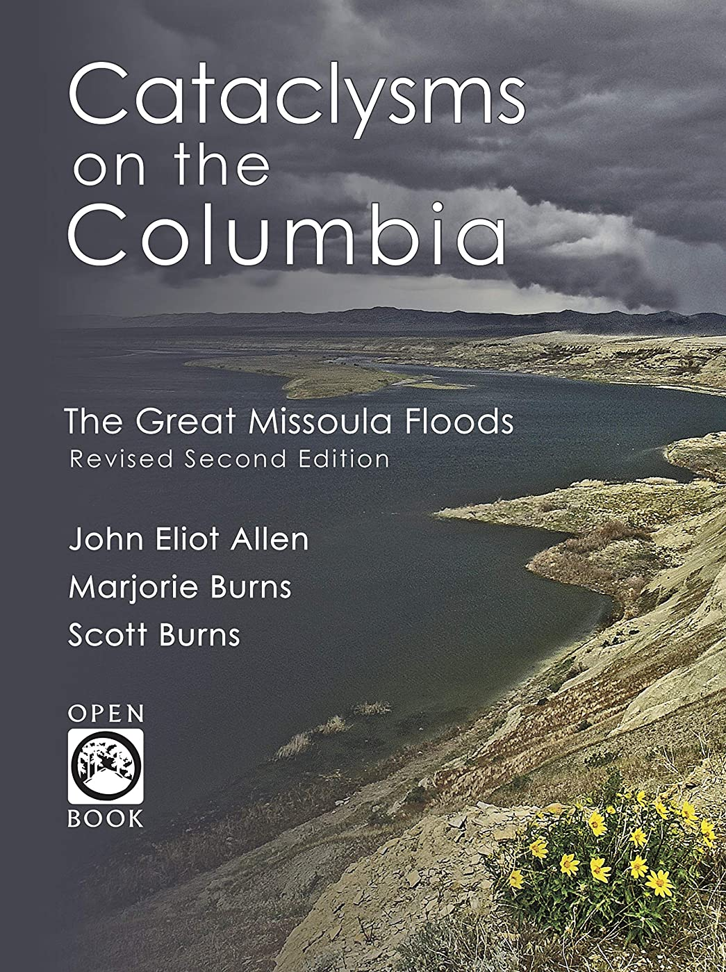 四粉砕する発表Cataclysms on the Columbia: The Great Missoula Floods (English Edition)