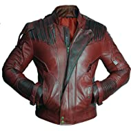 Premium Leather Jackets Star... Premium Leather Jackets Star Lord Guardians of Galaxy 2 Chris Pratt Synthetic Leather Jacket