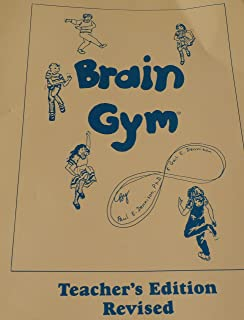 BRAIN GYM/Teacher's Edition Revised