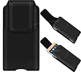 HJ Power[TM] LPUNIVL22 Belt Clip Carrying Pouch Case is Compatible with 5.0