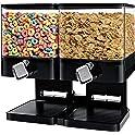 Zevro Compact Dry Dual Control Food Dispenser