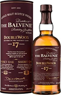 Balvenie 17 Year Old Double Wood Single Malt Scotch Whisky, 700 ml