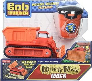 Fisher-Price Bob The Builder, Mash & Mold Muck