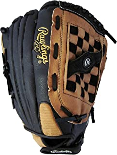 RAWLINGS Unisex 14 inch Slow Pitch Right Throw Softball Glove, Adult