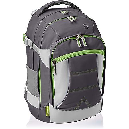 Amazon Basics Ergonomic Backpack (Grey, 30 litres)