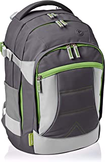 AmazonBasics Ergonomic Backpack, Grey