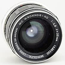 minolta 35mm 2.8