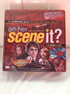 Scene It Deluxe Harry Potter Edition