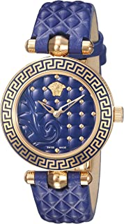 Versace Womens Micro Vanitas Watch