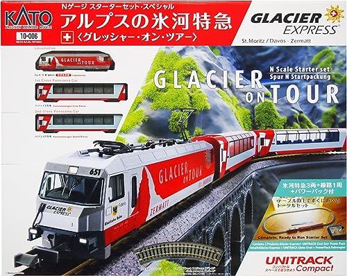 Precio por piso Glacier Express Glaciar-on-tour de N calibre 10-006 10-006 10-006 Starter Set Alpes SP (japonesas Importaciones)  para proporcionarle una compra en línea agradable