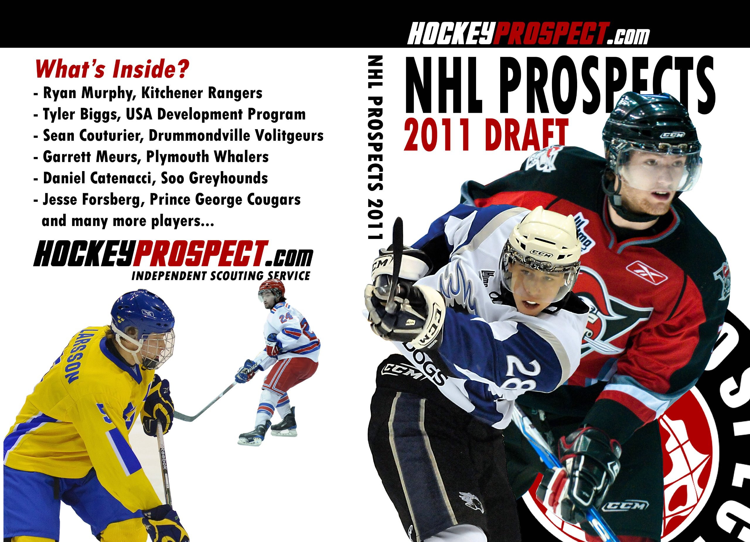 Download NHL Prospects 2011 Draft 