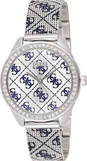 Ladies watch Silver case Quartz