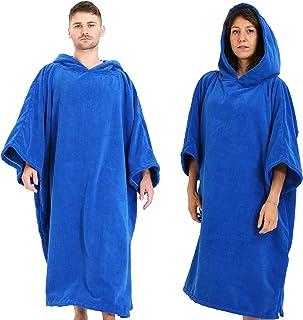 Winthomeお着替えポンチョ タオル サーフィンポンチョ お着替えタオル 速乾吸水 長袖 防寒 全6色
