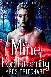 Mine for Eternity: A Vampire Paranormal Gay Romance (Rescue Inc Book 7)