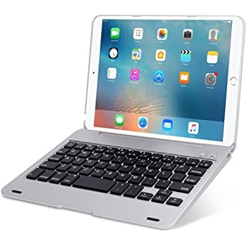 Luxury Wireless Bluetooth Rechargeable Keyboard Case Cover For iPad Mini 3 2 GL