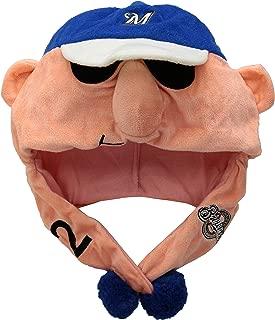 MLB Milwaukee Brewers Thematic Mascot Dangle Hat- Sausage #2, Polish Sausage