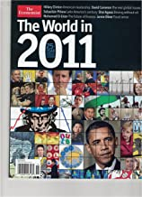 The Economist Magazine (The world in 2011, 2010-March 2011)