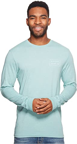 Rip Curl - Convertible Mock Twist Long Sleeve Tee