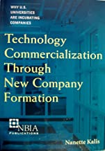 Technology commercialization through new company formation: Why U.S. universities are incubating companies