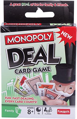 Funskool Monopoly Deal Card Game product image