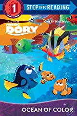 Ocean of Color (Disney/Pixar Finding Dory) (Step into Reading) Paperback