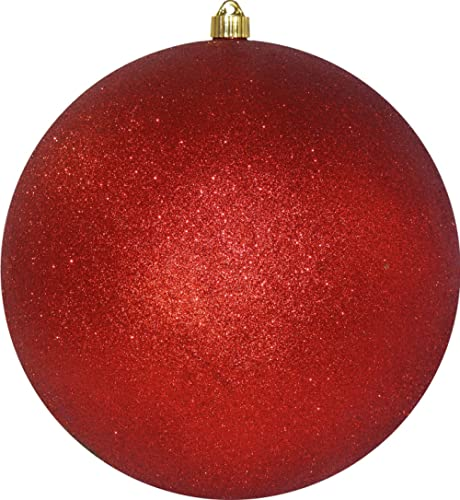 Christmas by Krebs Giant Commercial Shatterproof UV Resistant Plastic Christmas Ball Ornament Wedding Party Event Dec...