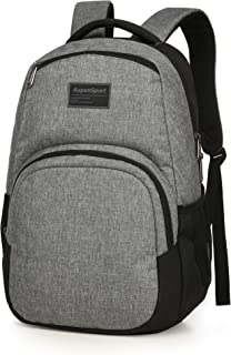 """SPORT School Backpack fit 15.6""""Lightweight Casual Daypack Water Repellent"""