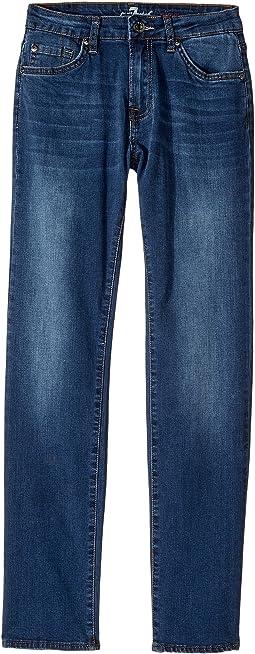 7 For All Mankind Kids - Slimmy Jeans in Bristol (Big Kids)