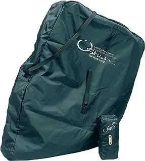 OSTRICH(オーストリッチ) 輪行袋 [ロード520] 輪行袋 ブラック リア用エンド金具付属