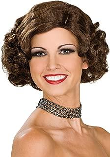 Costume Flapper Wig