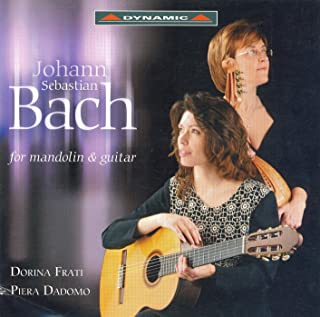 Bach, J.S.: Mandolin and Guitar Works