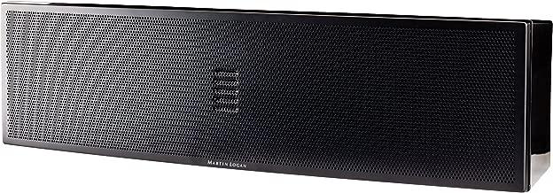 MartinLogan Motion 8i Center Channel Speaker, Single Speaker (Gloss Black)