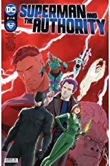 Superman and the Authority (2021-) #2 Kindle Edition