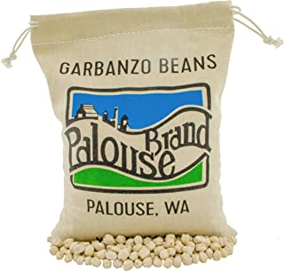 Garbanzo Beans aka Chickpeas or Ceci Beans | Non-GMO Project Verified | 5 LBS | 100%..