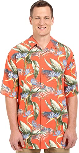 Tommy Bahama Big & Tall - Big & Tall Cool, Palm & Collected Camp Shirt