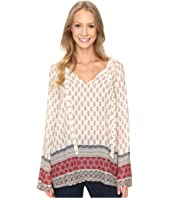 Sanctuary - Mori Boho Top
